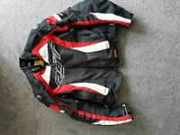 Mens size large Rst textile motorcycle clothing