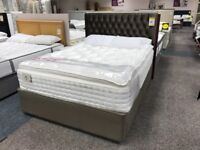 King size bed base