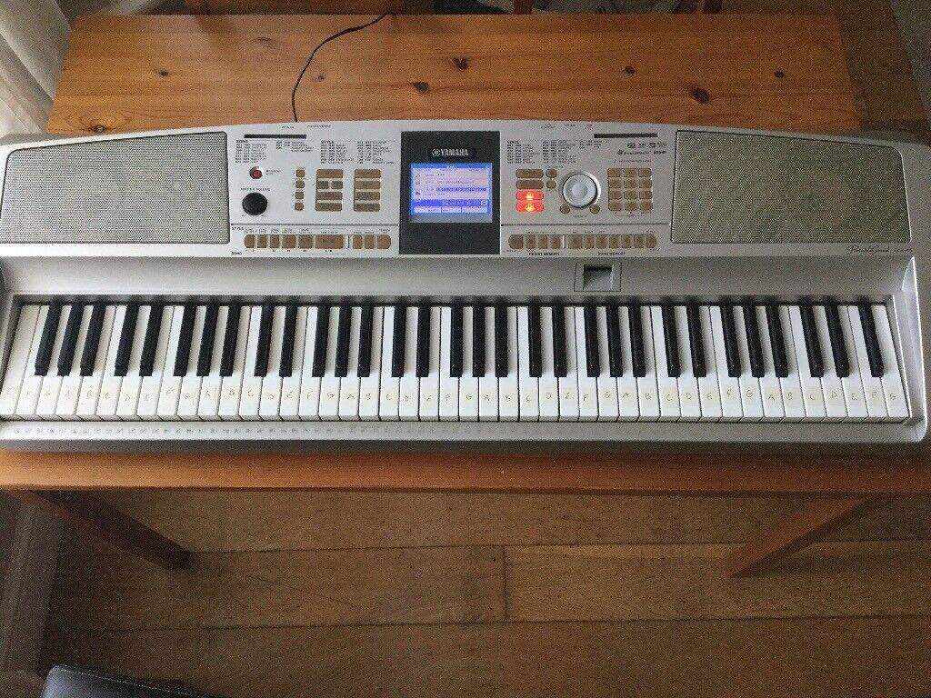 Yamaha DGX 305 Portable Grand Piano | in Bournemouth, Dorset | Gumtree