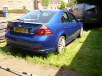 ford mondeo 2.2 st tdi. full service history. vgc..poss swap for 4x4