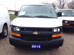 2015 Chevrolet Express 2500 CARGO EXTENDED Windsor Region Ontario image 2