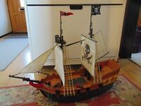 Play Mobil Large Pirate Ship