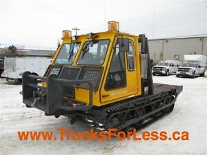 2005 bombardier MUSKEG HY, TRACK MACHINE