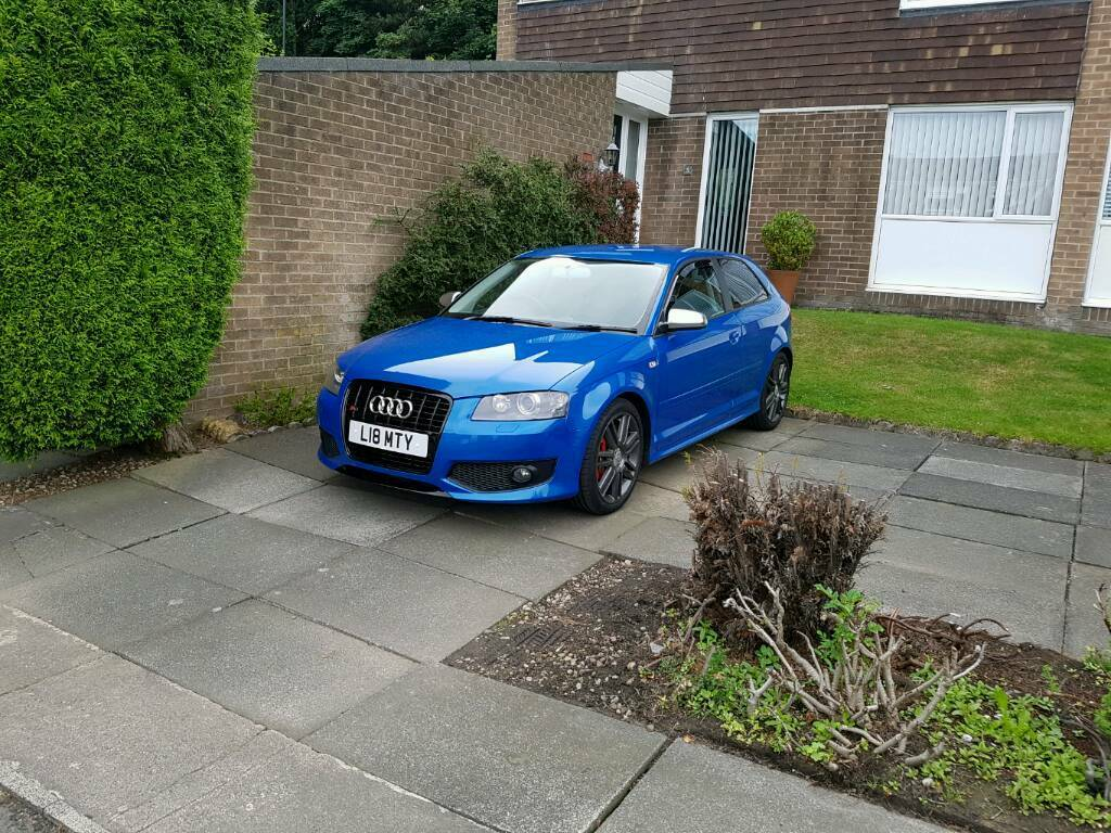 audi s3 2007 sprint blue price drop cheapest listed in sunderland tyne and wear gumtree. Black Bedroom Furniture Sets. Home Design Ideas