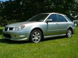 2007 Subaru Impreza SE, TOIT OUVRANT 79 000KM sx4 golf civic fit