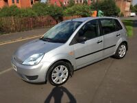Ford Fiesta Automatic 69.000