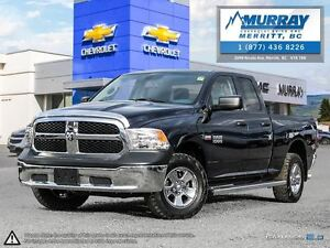 2014 Ram 1500 ST**4X4, Double Cab, 6'6 Box, 5.7 Hemi**