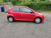 2008 Peugeot 107 1.0 12v Urban 2-Tronic 5dr Automatic @07445775115 Auto+1.0+Petrol+History+5+Door