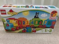 LEGO DUPLO TRAIN NEW SEALED IN BOX