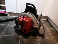 Mitox b650 petrol backpack blower - new service