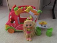 Shopkins Shoppie and Smoothie Truck