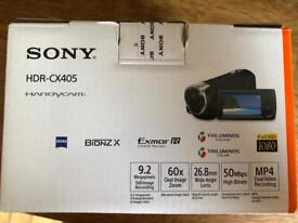 Sony camcorder - Brand New