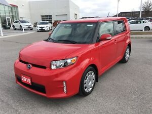 2015 Scion xB Nicely Equipped, Fully Certified and Factory Warra