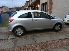 Vauxhall Corsa life 1L for sale in Fife