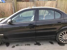 X type jaguar doors £45 each black