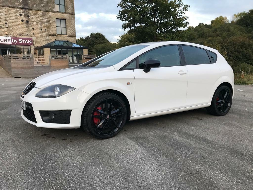 seat leon cupra 2010 facelift wingbacks satnav not r32 gti in huddersfield west yorkshire. Black Bedroom Furniture Sets. Home Design Ideas