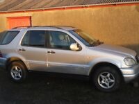 Mercedes ML 320 - 2000 - Automatic