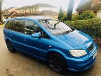 VAUXHALL ZAFIRA GSI 2004 300bhp with print out ???