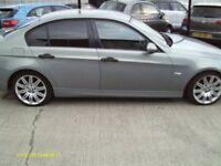 BMW 18 INCH SPYDER M ALLOYS &TYRES 1 SERIES 3 SERIES Z3 Z4 PX YOUR WHEELS