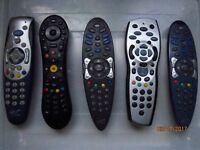 Virgin remote controls
