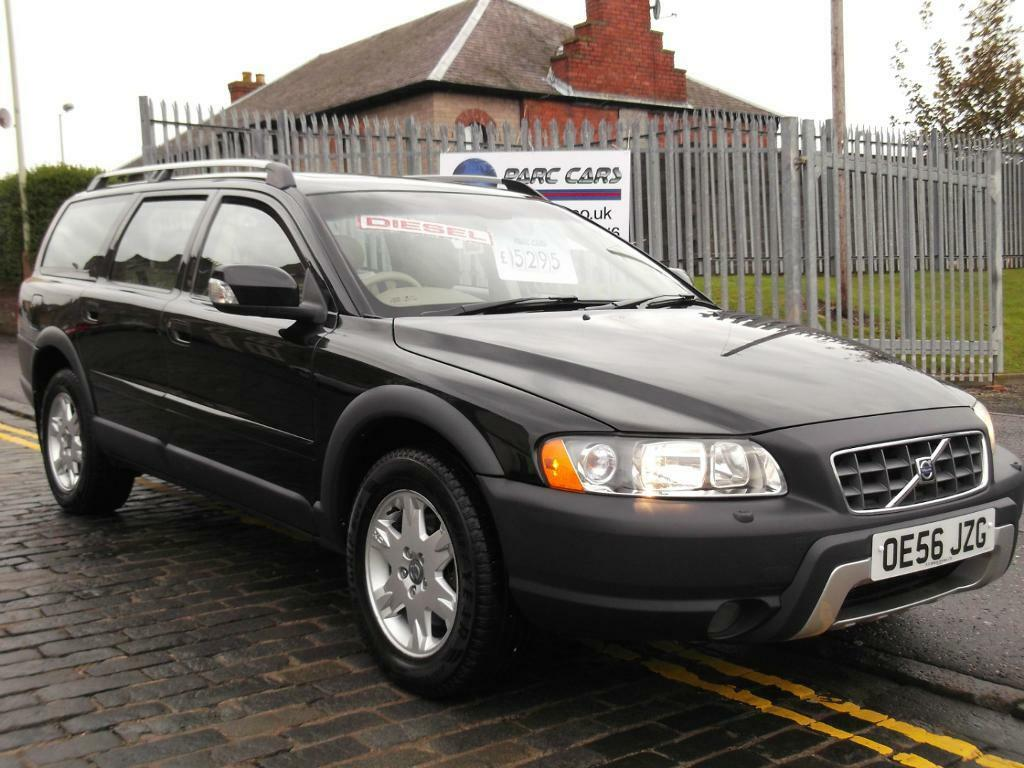 volvo 2 4 xc70 se d5 awd cross country auto 56 2006 fsh. Black Bedroom Furniture Sets. Home Design Ideas