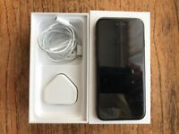 iPhone 7 32gb Jet Black - immaculate condition - comes with all original packaging + accessories