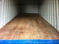 GOOD AS NEW 20FT STORAGE CONTAINER TO RENT SECURE LOCATION GATED ENTRANCE PULBOROUGH