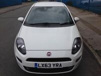 2013 63 Plate Fiat Punto Easy 1.2 Petrol with 12 Months MOT IDEAL FIRST CAR / FAMILY CAR