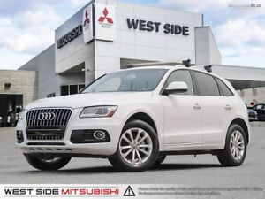 2016 Audi Q5 2.0T Premium Plus–Accident Free–Navigation–SiriusXM