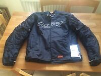 RST Pro Sport II 2 textile motorcycle Jacket XL (44 46) new with tags