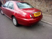 Rover 75 - New Shape - Head Gasket Fault -Offers Invited