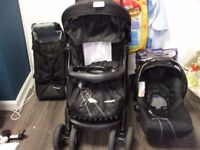 Great condition Mothercare Trenton Travel System
