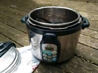 Pressure cooker 110v Free