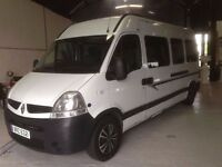 This is a Bespoke Camper Van with High Specification Renault Master....Finance Available