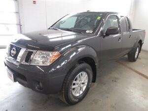 2015 Nissan Frontier SV- 4x4! BACK-UP CAM! ALLOYS! HEATED SEATS!