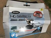 Ross Portable Satellite Dish Kit