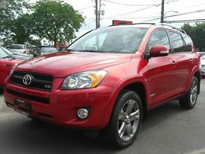 2011 Toyota RAV4 Sport V6 *Nav / Sunroof / Leather* AWD