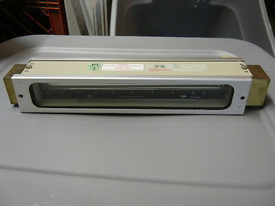 Used Lab Test Equipment Brooks Instruments 1110 Flow Meter 1110cg71bnhaa