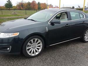 2010 LINCOLN  MKS LUXURY