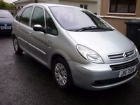 2005 citroen picasso 2.0 hdi(full years mot)