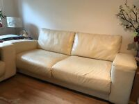 Sofa and king size bed