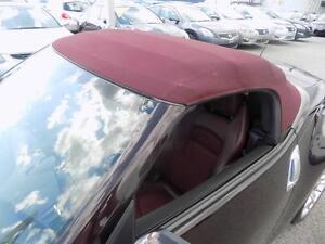 Nissan 370Z Roadster 2011 Convertible Rouge vin Manuelle Québec City Québec image 9