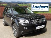 Land Rover Freelander SD4 HSE (black) 2013-01-29