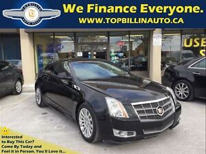 2011 Cadillac CTS AWD, LEATHER, ROOF, 59 Kms