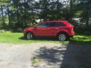 2011 Ford Edge $16,000 certified