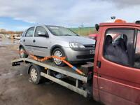 Car recovery broken down? Vehicles recovered
