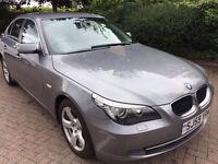 BMW 5 SERIES 2.0 520d SE Business Edition 4dr Semi Auto Diesel