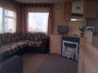 £150 for caravan hire at Cala Gran, Fleetwood from the 11-14 May