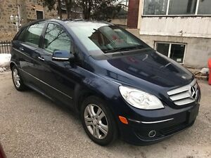 2008 Mercedes-Benz B 200 Turbo - SAFETY & E-TESTED