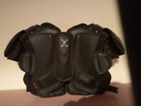 Xenith Xflexion Velocity Skill Position + Back Plate - Size : Large